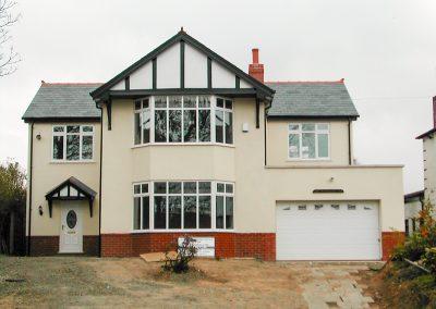 Wigan Road Build
